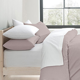 Bed sheets and valances