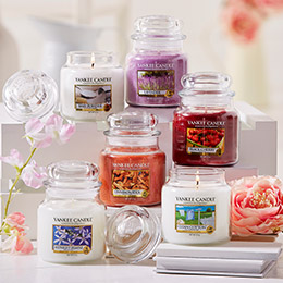 Shop Candles and Scents
