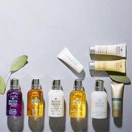 Shop our body and skincare range