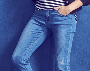 New season denim…