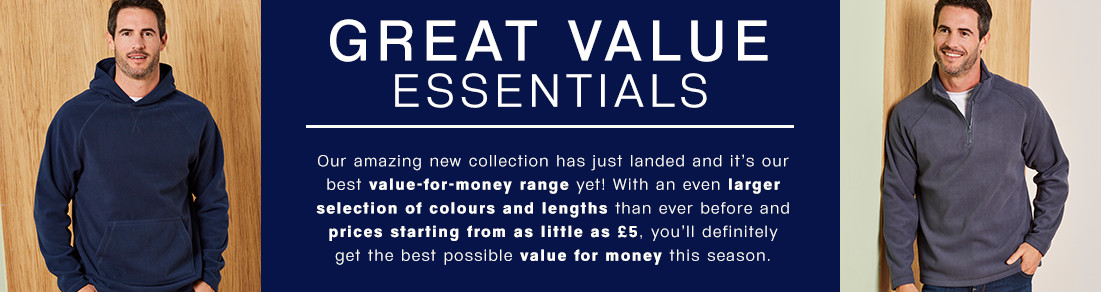 Great Value Essentials