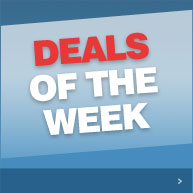 Deals of the week - New Deals every week!