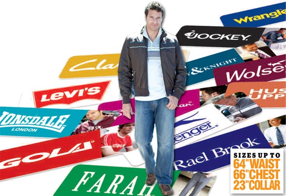 Super Casuals ~ Brand Name Work. List of retail clothing stores Cheap clothing stores