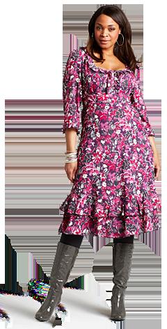plus size womens clothing catalog