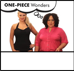 One-piece Wonders..Play video >