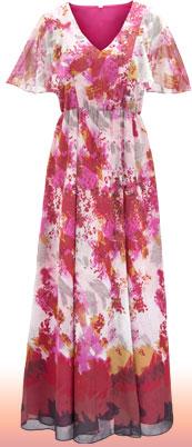 Gypsy Style Maxi Dress