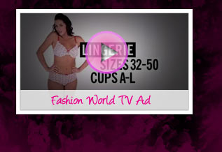 Fashion World TV ad