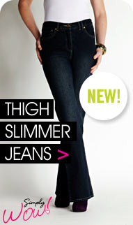 Thigh Slimmer Jeans