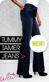 Tummy Tamer Jeans
