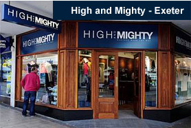 High and Mighty - Exter
