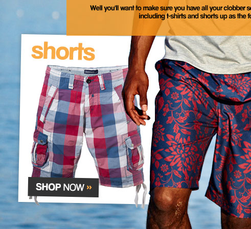 Shorts &ndash; Shop Now &gt;