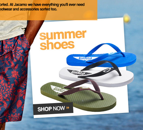Summer Shoes &ndash; Shop Now &gt;