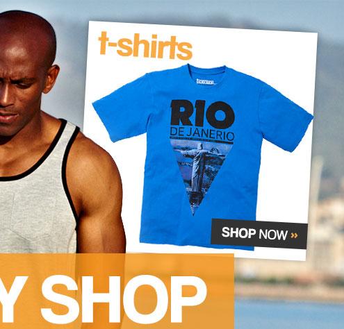 T–shirts – Shop Now >
