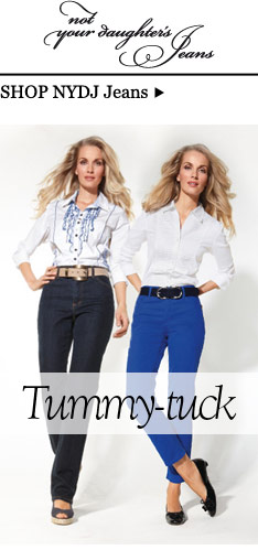 Shop NYDJ Jeans >
