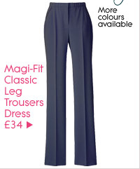 Magi-Fit Classic Leg Trousers £34