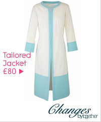Tailored Jacket £80