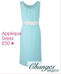 Applique Dress £50