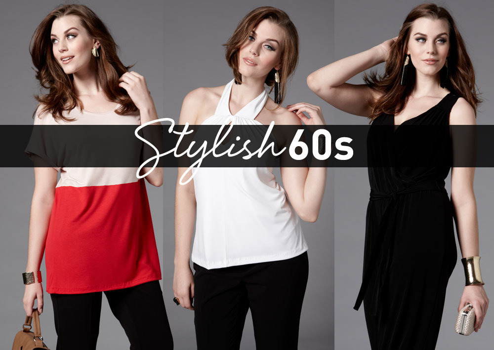 stylish 60s - the bespoke collection
