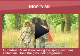 Spring Summer TV Ad 2012
