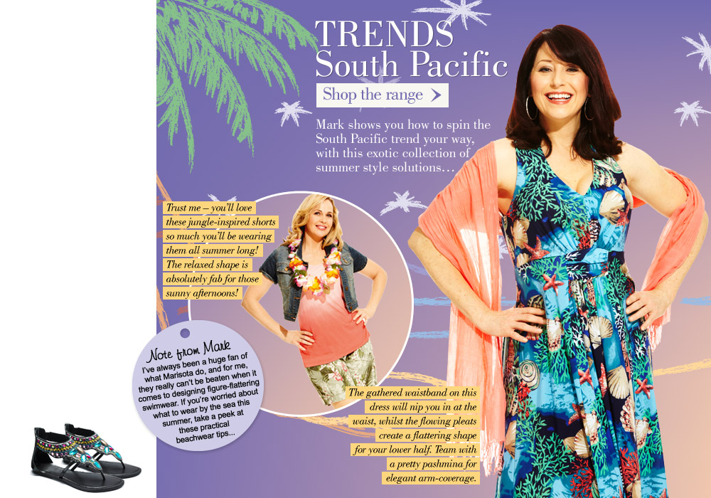 TRENDS - South Pacific