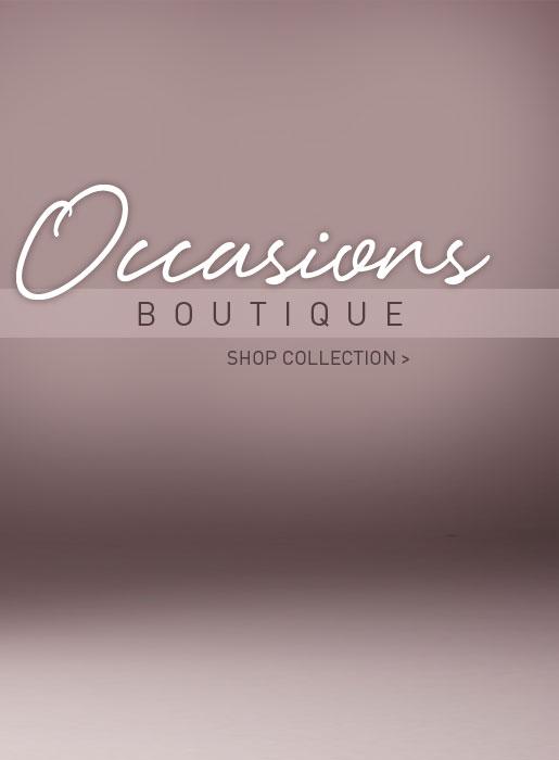occasions boutique