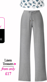 Buy Linen Trousers >