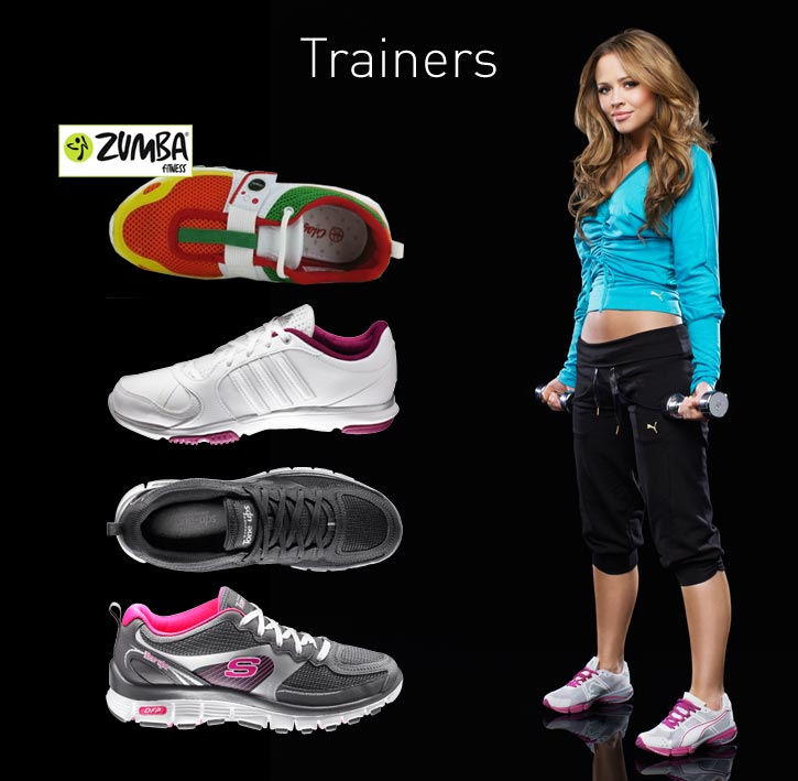 Shop all trainers