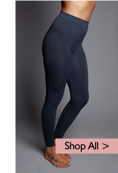 Can be worn as a regular fashion legging with the benefit of bum, tum and thigh control, a nice smoothing effect.