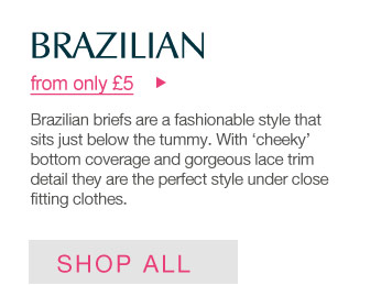 Brazilian Briefs from only £5