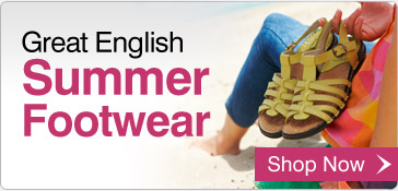 Great English Summer Footwear