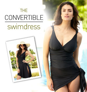 The Convertable Swimdress