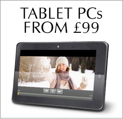 Tablet PCs from £99 >
