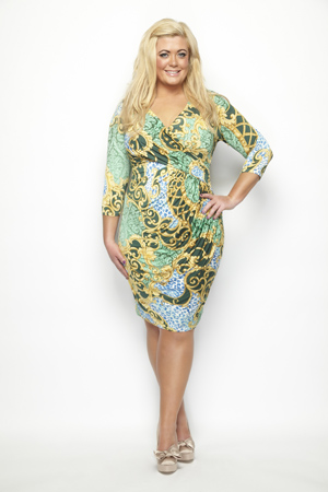 Gemma Collins Venice Dress