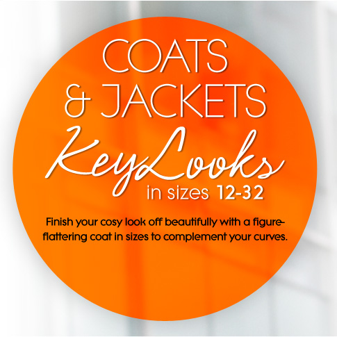 Coats & Jackets Key Looks