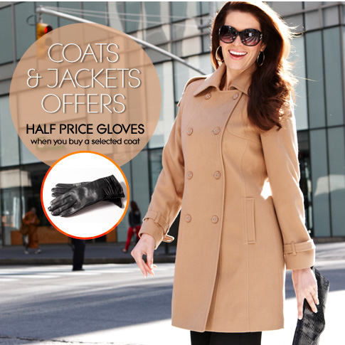 Coats & Jackets Offers