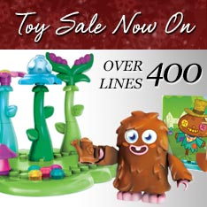 Toy Sale - Over 400 lines - Shop >