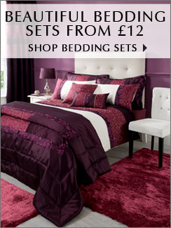 Beautiful Bedding Sets from £12