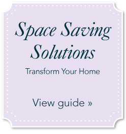 Space saving solutions