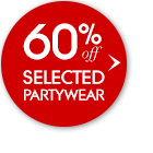 20% Off Selected Partywear