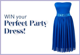 Win your Perfect Party Dress!
