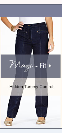 Magi-Fit - Hidden Tummy Control