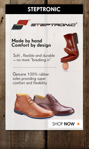 Steptronic Footwear England