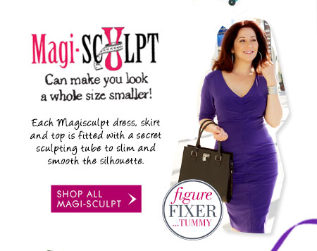 Magi-Sculpt - Can make you look a whole size smaller!