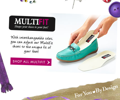 MultiFit - Shape your shoes to your feet!