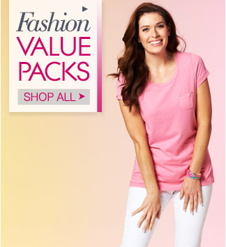 Fashion multipacks