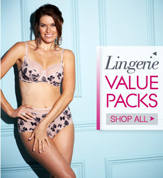 Lingerie Value Packs