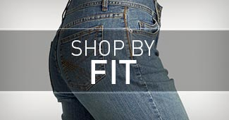 Shop by Fit >