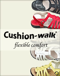 Cushion Walk - Flexible Comfort