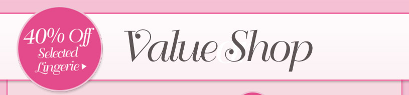 Value Shop