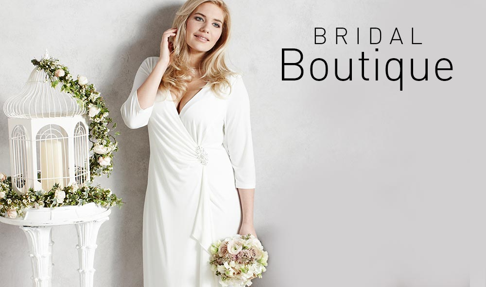 Introducing Bridal Boutique - Our New Exclusive Bridal Collection